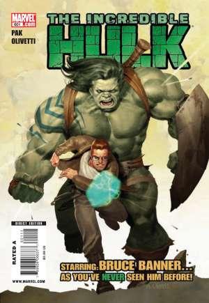 Incredible Hulk (2009-2010)#601A