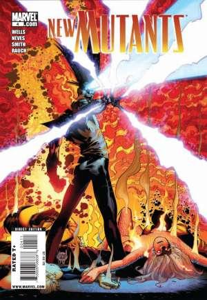 New Mutants (2009-2012)#4A