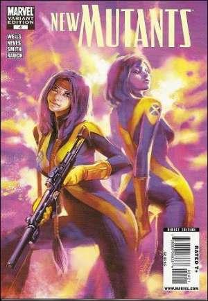 New Mutants (2009-2012)#4B