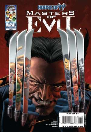House of M: Masters of Evil#2