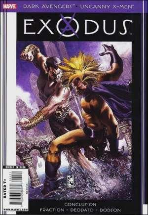 Dark Avengers/Uncanny X-Men: Exodus#1B
