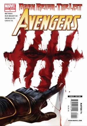 Dark Reign: The List - Avengers#One-Shot A