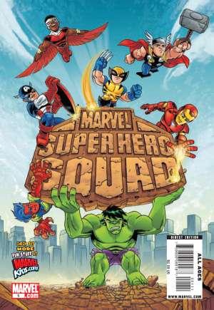 Marvel Super Hero Squad (2009-2010)#1