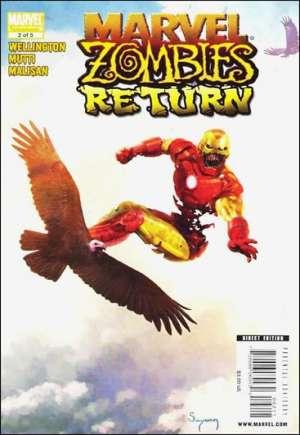 Marvel Zombies Return (2009)#2A