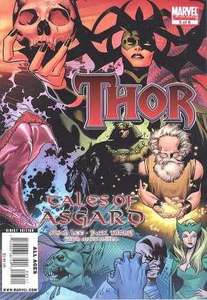 Thor: Tales of Asgard (2009)#5