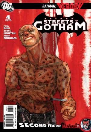 Batman: Streets of Gotham (2009-2011)#4