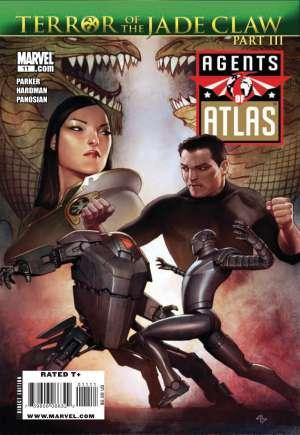 Agents of Atlas (2009)#11