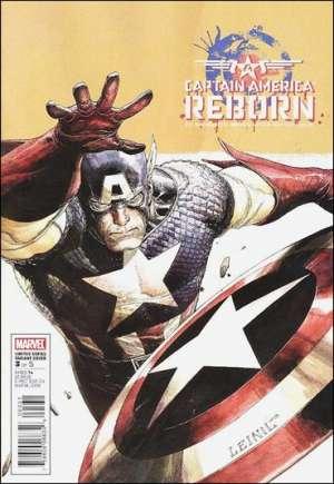 Captain America: Reborn (2009-2010)#3B