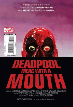 Deadpool: Merc With a Mouth (2009-2010)#3