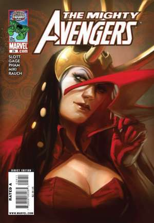 Mighty Avengers (2007-2010)#29