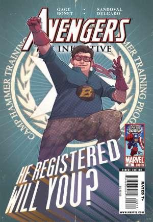 Avengers: The Initiative (2007-2010)#28