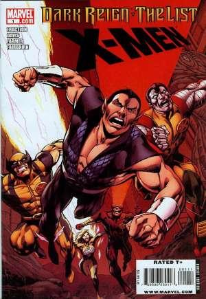 Dark Reign: The List - X-Men#One-Shot A