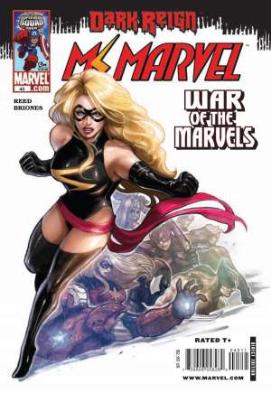 Ms. Marvel (2006-2010) #45A