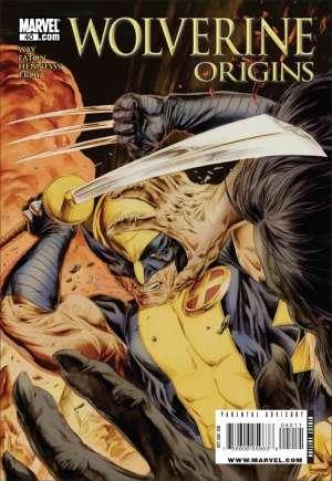 Wolverine: Origins (2006-2010)#40A