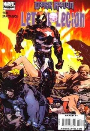 Dark Reign: Lethal Legion#3