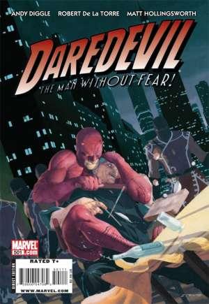 Daredevil (1998-2011)#501A