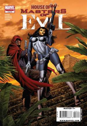 House of M: Masters of Evil#3