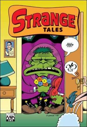 Strange Tales (2009-2010)#2A