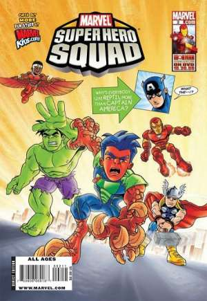 Marvel Super Hero Squad (2009-2010) #2