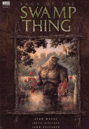 Saga of the Swamp Thing (1982-1984)#TP Vol 1E