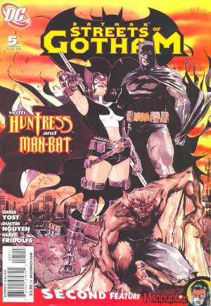 Batman: Streets of Gotham (2009-2011)#5