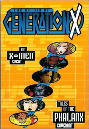 Generation X: The Origin of Generation X#TPA