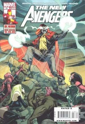 New Avengers (2005-2010)#58