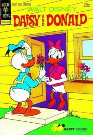 Daisy and Donald (1973-1984) #2A