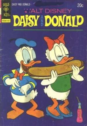 Daisy and Donald (1973-1984) #4A