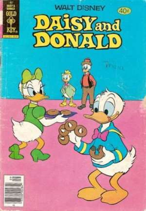 Daisy and Donald (1973-1984)#40A