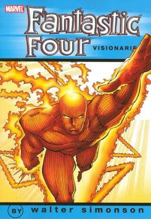 Fantastic Four Visionaries: Walter Simonson#TP Vol 3