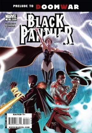 Black Panther (2009-2010)#10