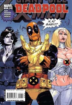 Deadpool (2008-2012)#17A