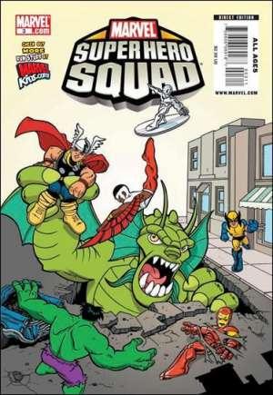 Marvel Super Hero Squad (2009-2010)#3