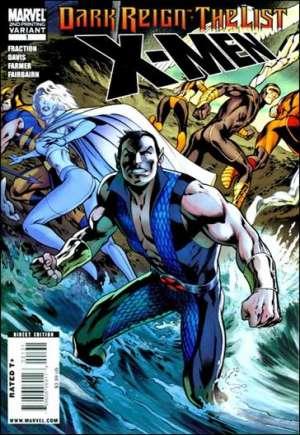 Dark Reign: The List - X-Men#One-Shot C