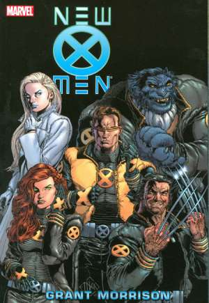 New X-Men By Grant Morrison: Ultimate Collection (2008-2009) #TP Vol 2