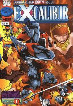 Excalibur (1988-1998)#100A