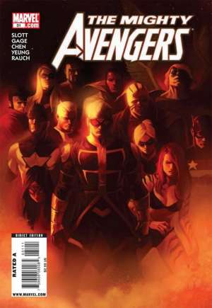 Mighty Avengers (2007-2010) #31