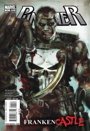 Punisher (2009-2010)#11A