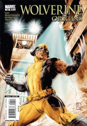 Wolverine: Origins (2006-2010)#42