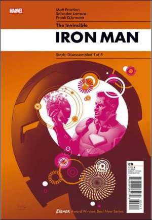 Invincible Iron Man (2008-2012)#20A