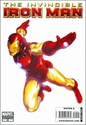 Invincible Iron Man (2008-2012)#20C