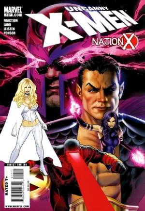 Uncanny X-Men (1963-2011)#517B