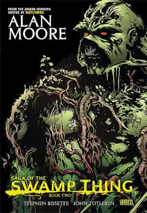 Saga of the Swamp Thing (1982-1984)#HC Vol 2