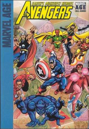 Marvel Age Avengers: Earth's Mightiest Heroes#TP