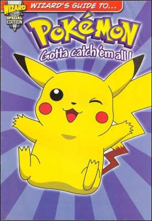 Wizard's Guide to Pokemon#1