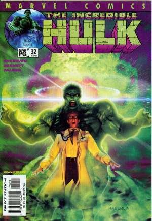 Incredible Hulk (2000-2008)#32B