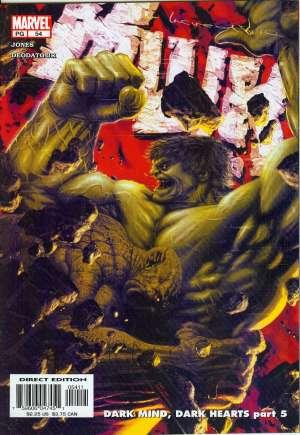Incredible Hulk (2000-2008)#54B