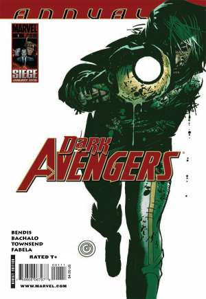 Dark Avengers (2009-2010)#Annual 1
