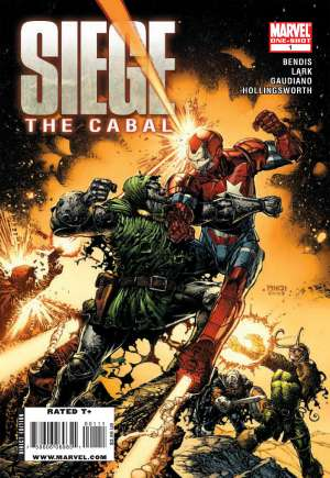 Siege: The Cabal (2010)#One-Shot A